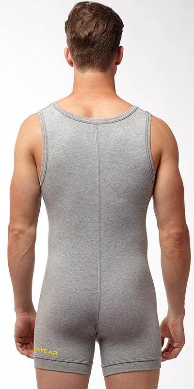 N2N Bodywear Cotton Sport Wrestler