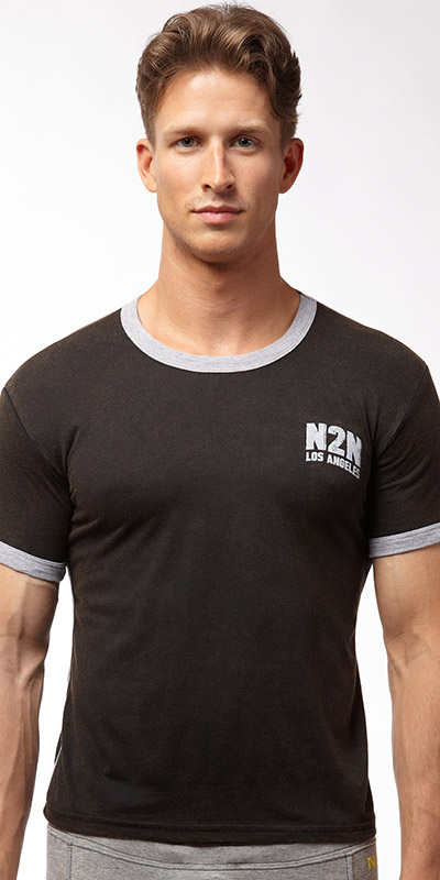 N2N Bodywear Gym Boy Shirt