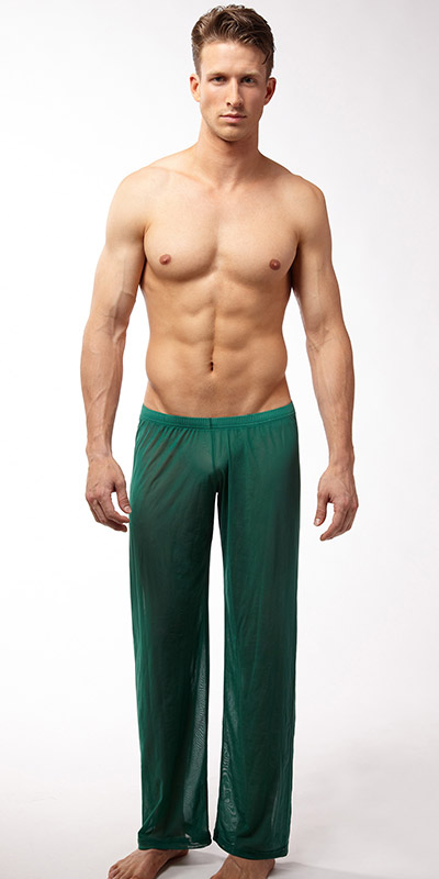 N2N Bodywear Pride Sheer Pants