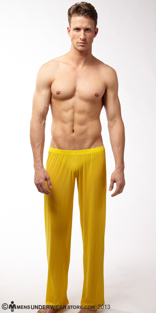 N2N Bodywear Pride Sheer Pants