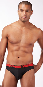N2N Bodywear Power Mesh Brief