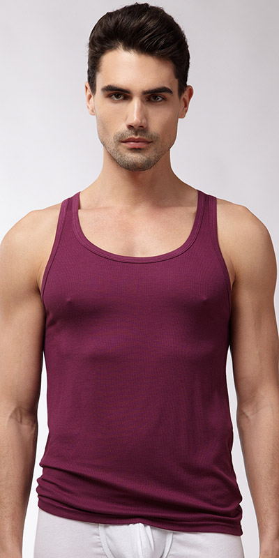 N2N Bodywear Perfect Rib Tank Top