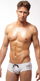 N2N Bodywear Prime Swim Trunk