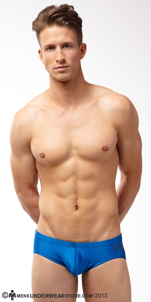 N2N Bodywear Apex Swim Trunk