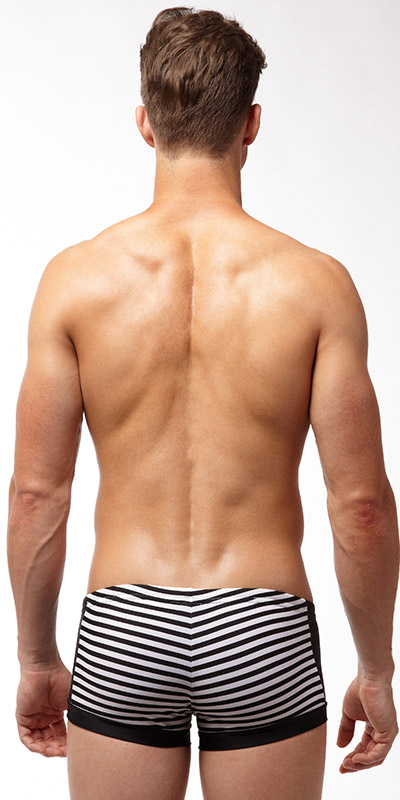 N2N Bodywear Nautique Swim Trunk