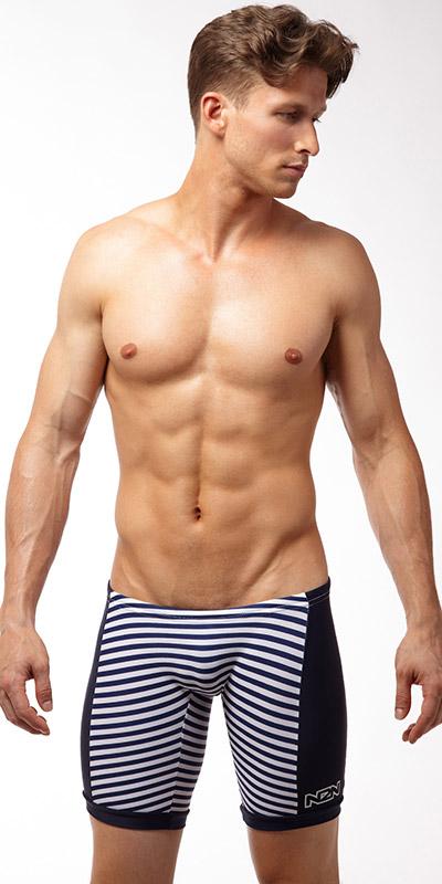 N2N Bodywear Nautique Swim Jammer