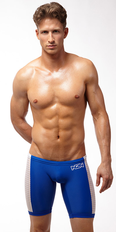 N2N Bodywear Edge Swim Jammer