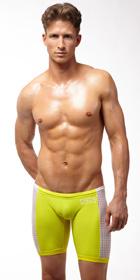 N2N Bodywear Edge Swim Jammer