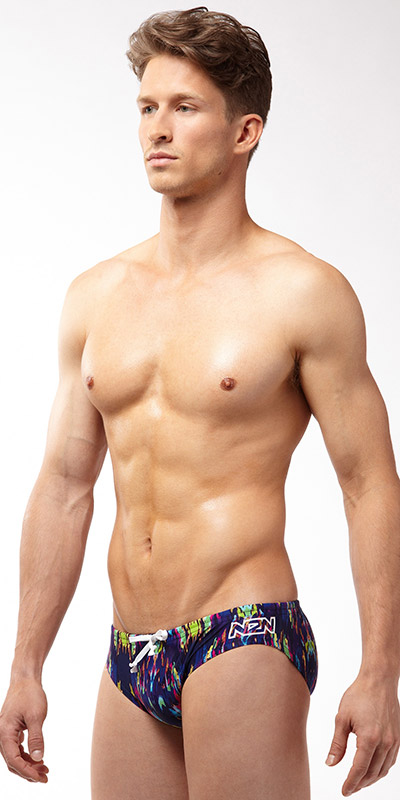 N2N Bodywear Pulse Sport Swimsuit