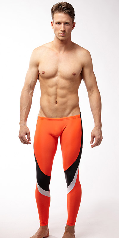 N2N Bodywear Ultra Skin Running Pants