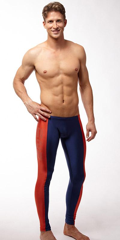 N2N Bodywear Galaxy Running Pants
