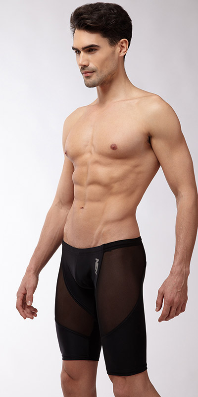 N2N Bodywear Sheer Biker