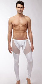 N2N Bodywear Sheer Runner