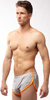 N2N Bodywear Tritech Split Short