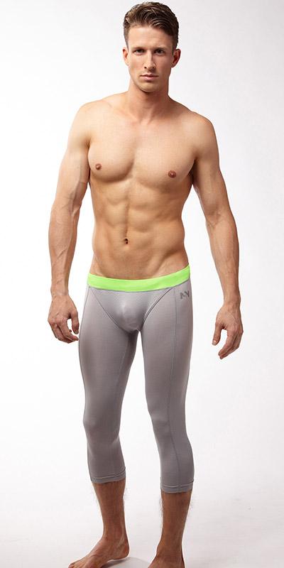 N2N Bodywear Tritech Running Pants