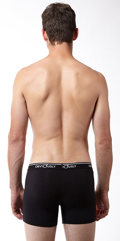 Obviously Basic Boxer Briefs with Anatomical Pouch
