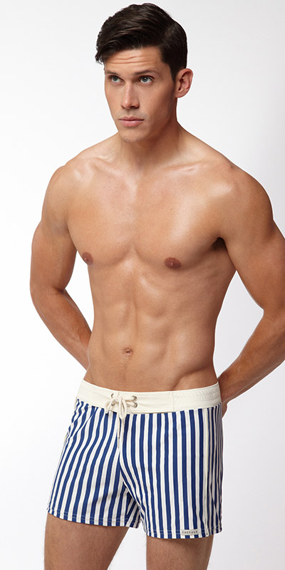 Sauvage Saint Tropez Swim Short