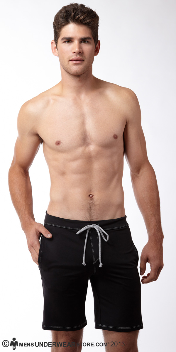 Sauvage Low Rise Workout Short