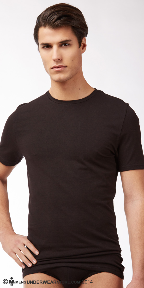 Bread & Boxers Crew Neck T-Shirt