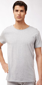 Bread & Boxers Loose Crew Neck T-Shirt