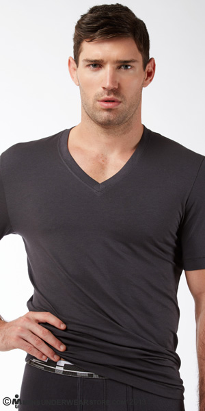 C-IN2 Prime 2 High Vee Neck Shirt