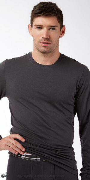 C-IN2 Prime 2 Long Sleeve Crew Shirt