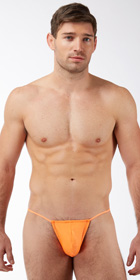 Male Power Euro Male Pouch G-string