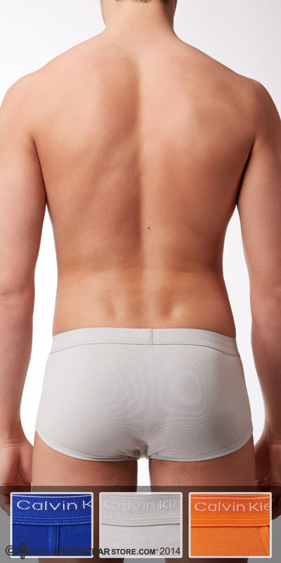 Calvin Klein Basic 3-Pack Briefs