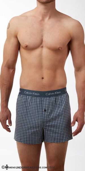 Calvin Klein Woven Slim Fit Boxers