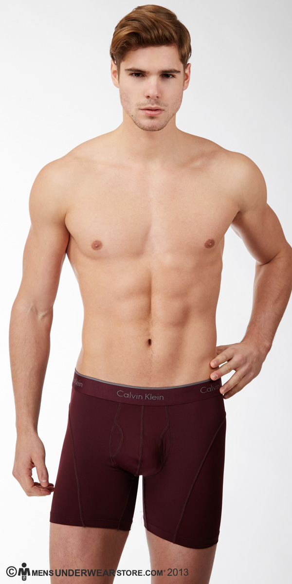 Calvin Klein Athletic Boxer Briefs