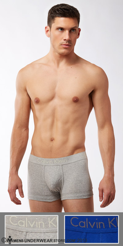 Calvin Klein Basic Body 2-Pack Trunks