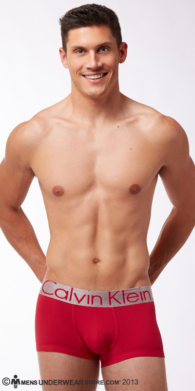 Calvin Klein Steel Micro Low Rise Trunks