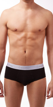 Calvin Klein Superior Cotton Square Cut Brief