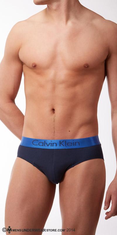 Calvin Klein Dual Tone Hip Briefs
