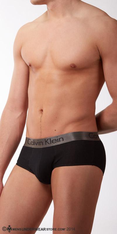 Calvin Klein Dual Tone Square Cut Briefs