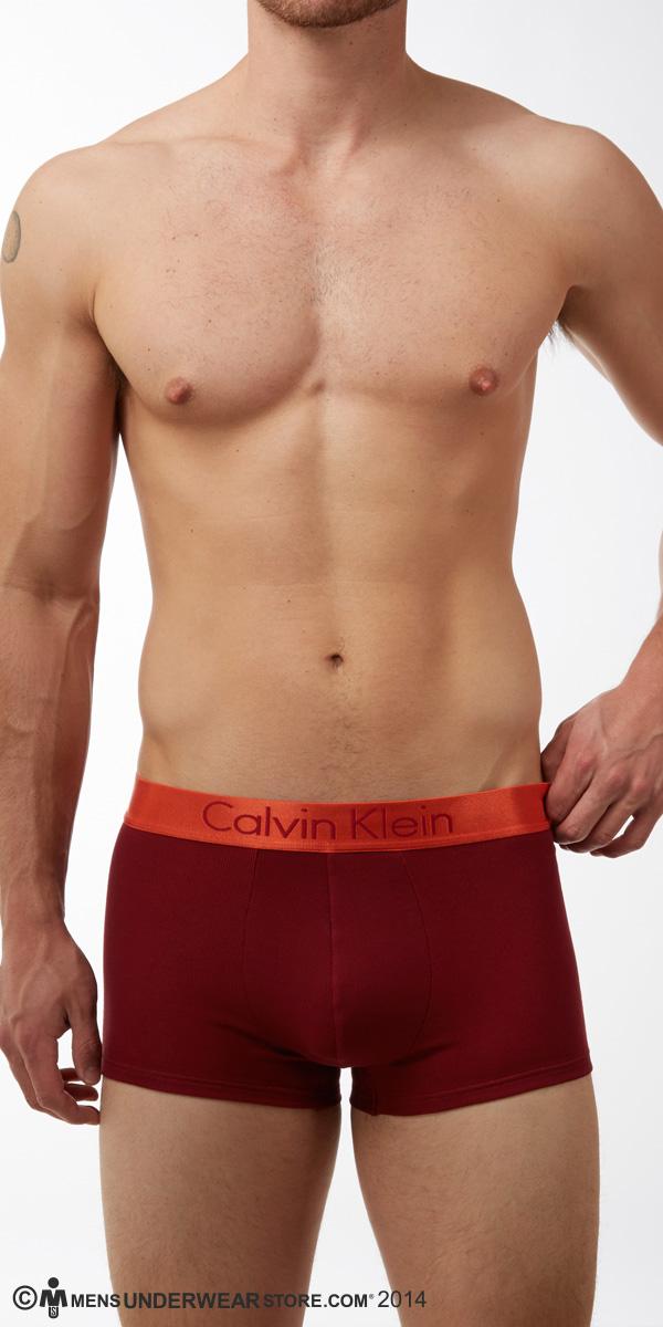 Calvin Klein Dual Tone Trunks