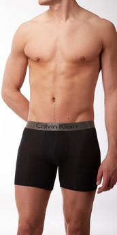 Calvin Klein Dual Tone Boxer Briefs