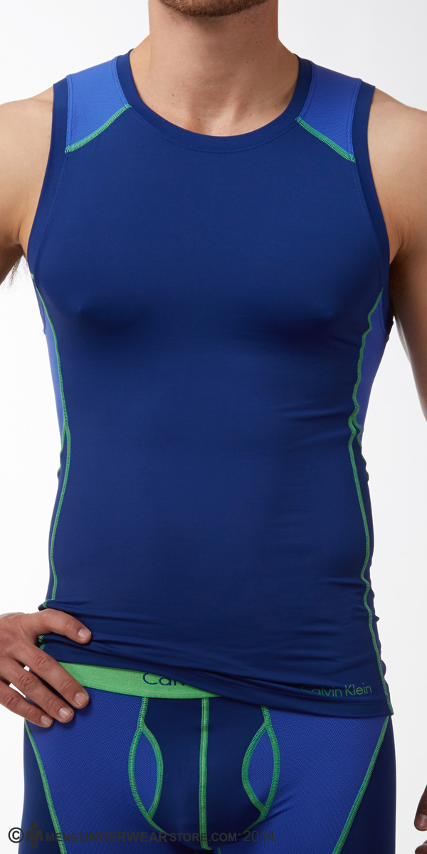 Calvin Klein Athletic Muscle Tank Top