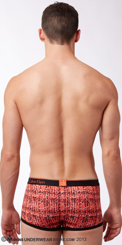 Calvin Klein Ck One Low Rise Trunk