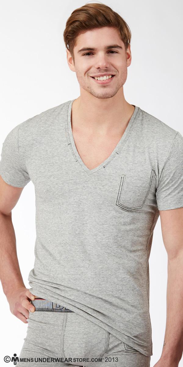Diesel Jesse V-Neck Shirt