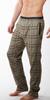 Diesel Plaid Workboy Pants
