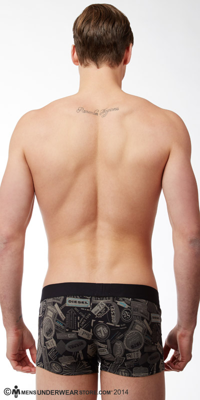 Diesel Only The Brave Darius Trunk