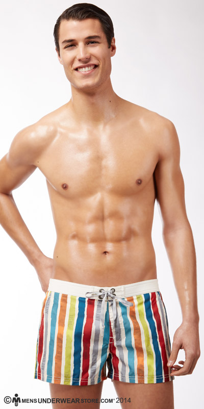 Diesel Coralrif Swim Shorts