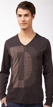 Diesel T Kabz Long Sleeve Shirt