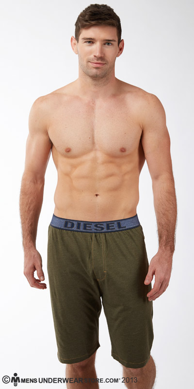 Diesel Under Denim Martin Shorts