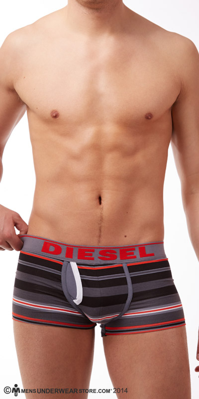 Diesel Bold Stripes Divine Trunks