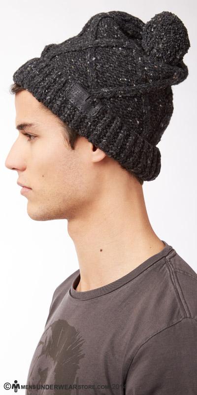 Diesel K Traingolo Knit Hat