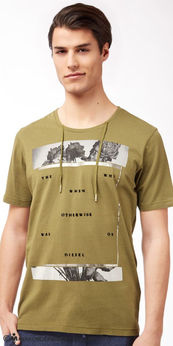Diesel T Flamperga Shirt