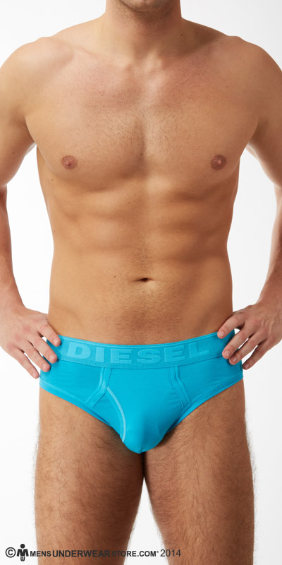Diesel Fresh N Bright Blade Briefs