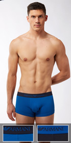 Emporio Armani 2-Pack Stretch Cotton Trunk